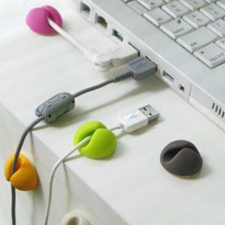 Kabelhållaren som håller ordning på dina kablar