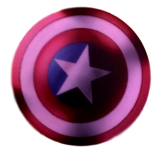 Popsocket - Pop up phone - Mobilhållare med motiv av Captain_America