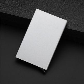 Korthållare Silver
