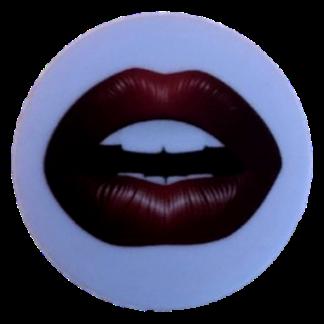 Popsocket - Pop up phone - Mobilhållare med motiv av Kyss Läppar