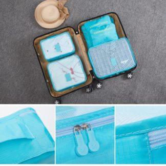 Reseorganiserare - Packa smart i resväskan