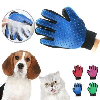 Hundhandske för hund och katt