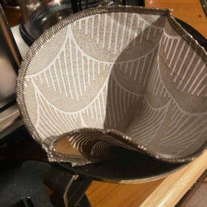 Ekologiskt och återanvändbart kaffefilter i bomull - Åsas Textil